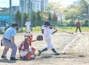 明石市 野球 中学