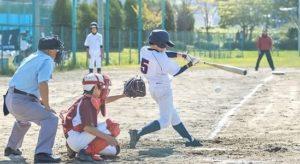 明石市 中学校 野球