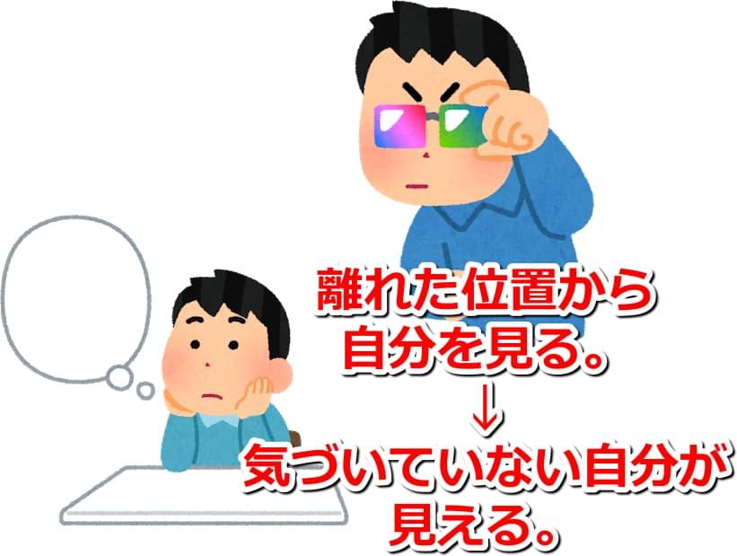 明石 塾 メタ認知